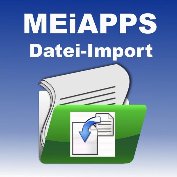 DATANORM 4/5 Datei Import