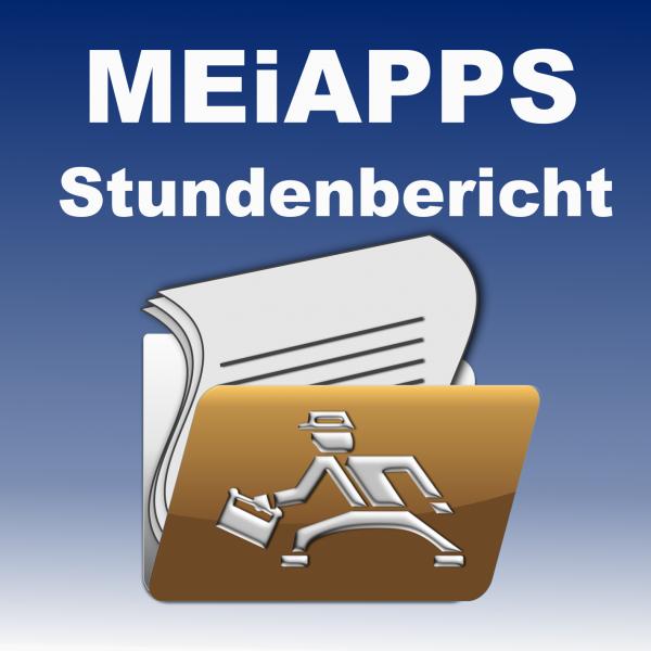 """APP Anbindung """"Stundenbericht"""""""